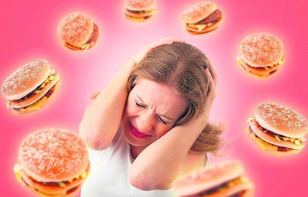 Заедание стресса – как с этим бороться и не переедать?