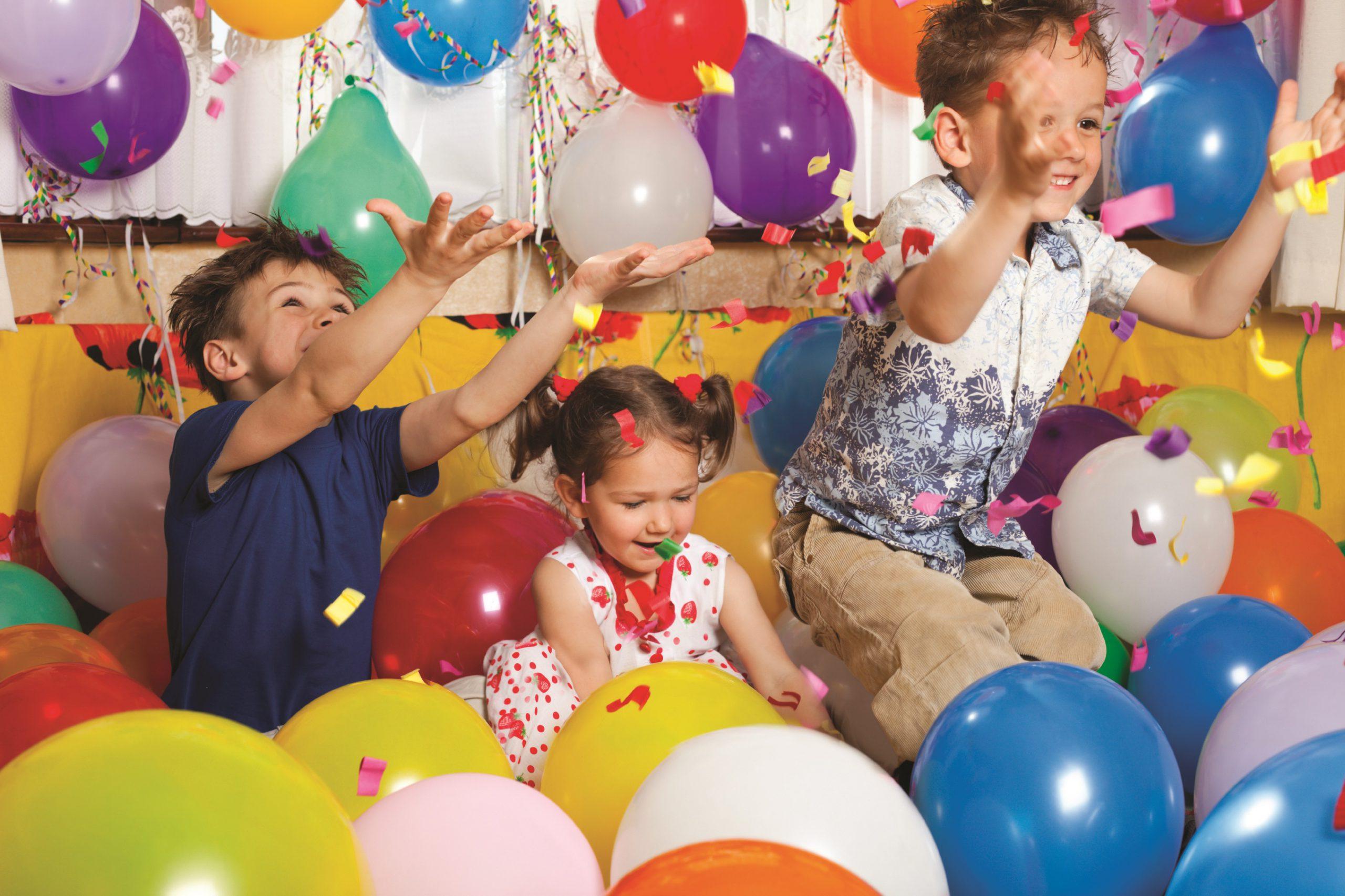 Какие игры предложить детям на детском празднике?