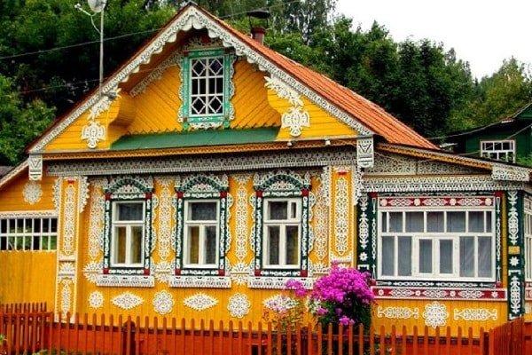 Внешнее оформление жилья в Удмуртии