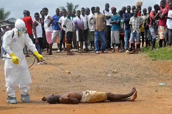 Переливание крови при лечении вируса Эбола