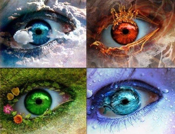 Цвет глаз и энергетика человека взаимосвязаны