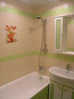 Делаем ремонт в ванной комнате