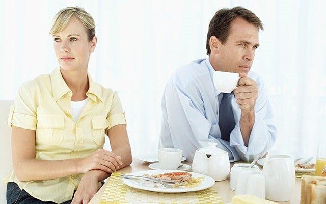 Если жена недовольна мужем – что делать?