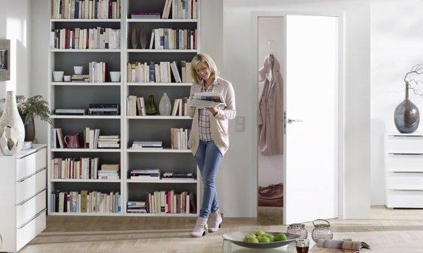Как выбрать хорошую и надежную дверь в квартиру