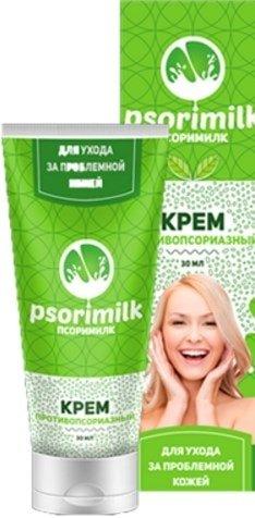 Новое эффективное средство от псориаза – молочко Псоримилк