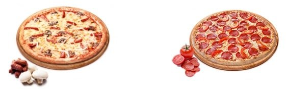 Пицца в Киеве от интальянцев к нам на стол