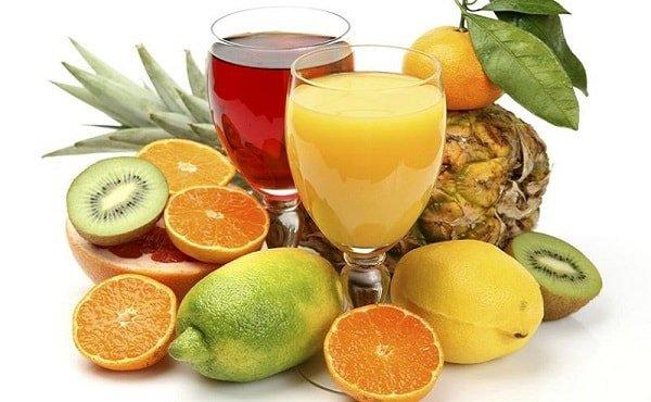Почему стоит пить соки свежевыжатые
