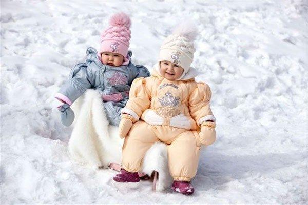 Подбираем детскую одежду к зиме