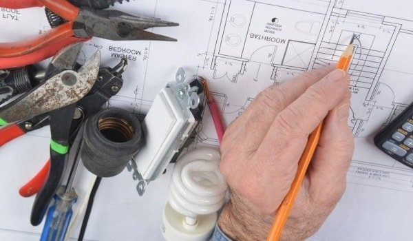 Разводка электрики в доме и квартире