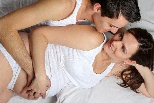 Интимная жизнь и секс во время беременности