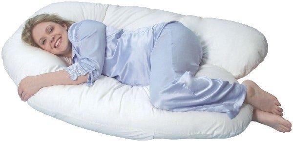 U-образная подушка