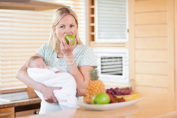Запор после родов при грудном вскармливании