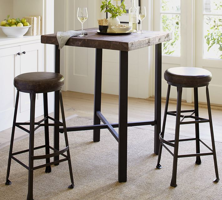 Барный стул как залог домашнего уюта.