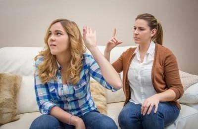 Бунт подростка – как справляться с ним?