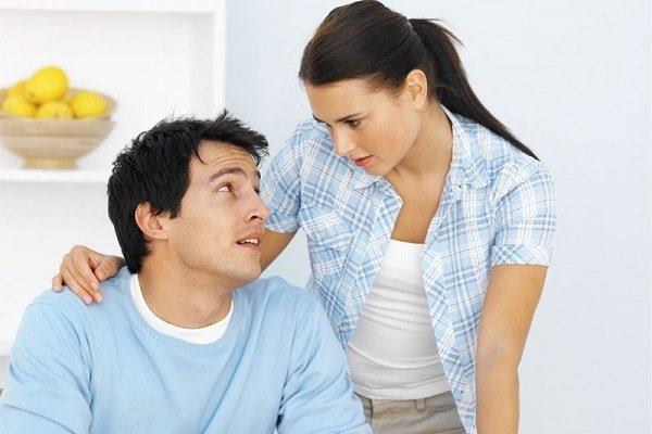 Доверительные отношения между мужем и женой