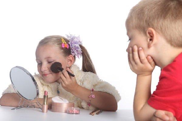 Гендерная идентичность ребенка и ее формирование