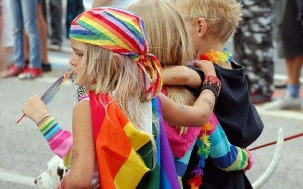 Гендерная идентичность человека