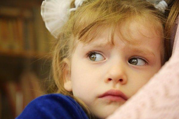 Подготовка к детскому саду и разлука с мамой