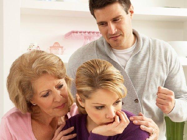 Как наладить отношения с тещей – советы жене