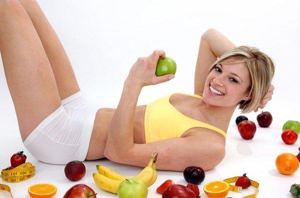 Похудение без диет и таблеток