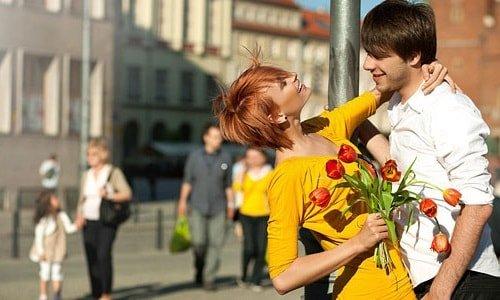 Как развить отношения с парнем