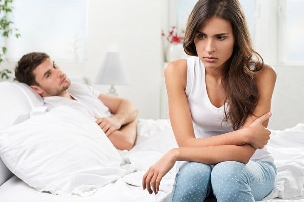 Сложные отношения с парнем