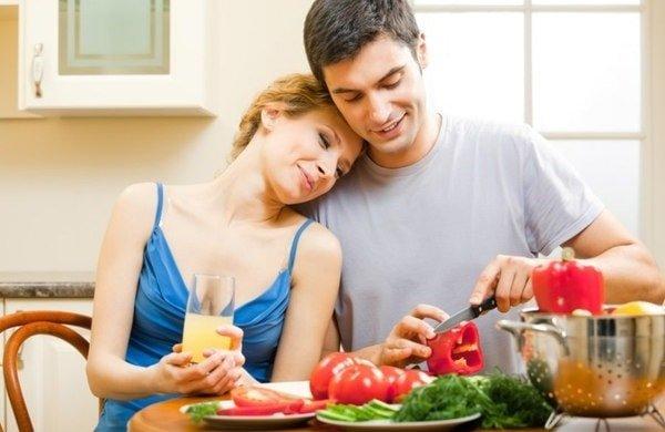 Как развивать отношения с мужчиной в семье?
