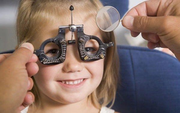 Как сохранить зрение дошкольника