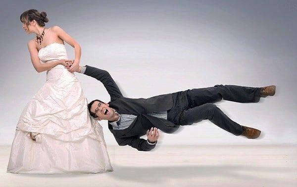 Женщина хочет выйти замуж