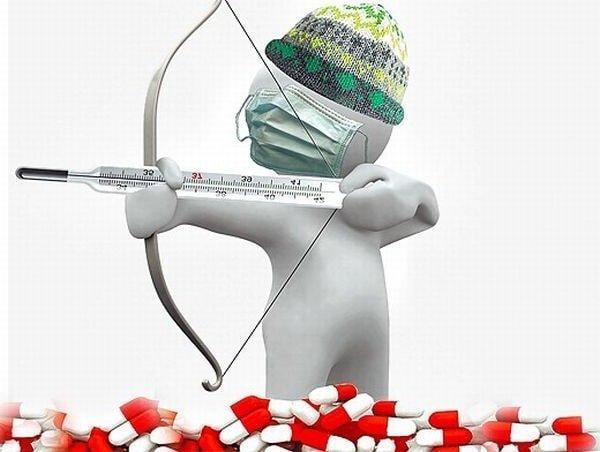 Как защитится от простуды и гриппа?
