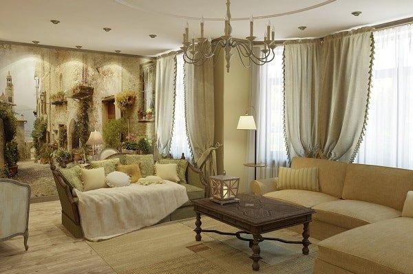 Мебель в стиле прованс – как обставить дом недорого?