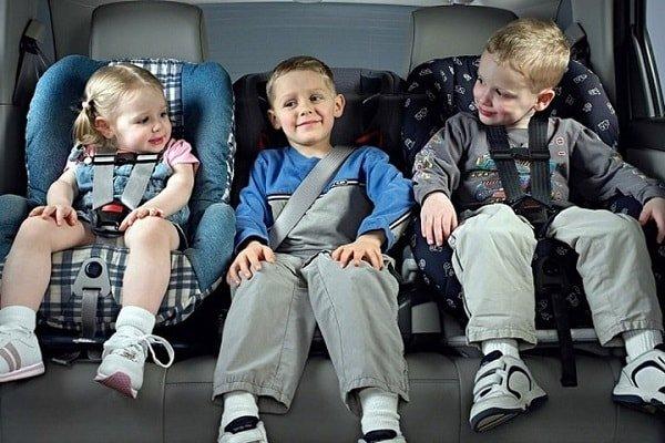 О детских автокреслах и статистике ДТП с детьми
