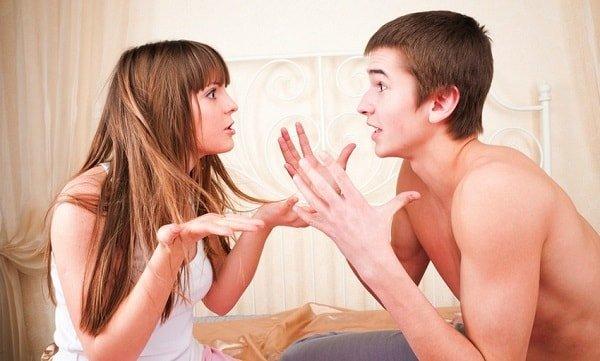 Сложности первого года в браке