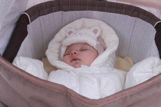 Первая зима ребенка младенца, что нужно учесть?