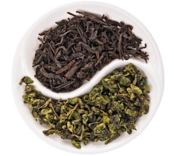 Полезные свойства чая черного и зеленого