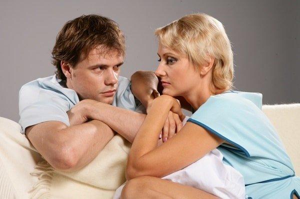 Ревность в семейных отношениях убивает любовь