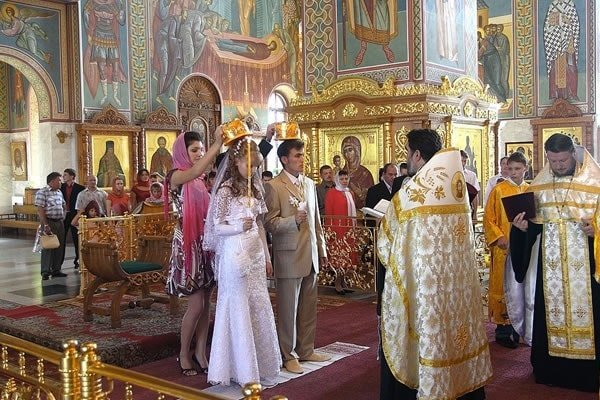 Ритуал венчания как энергетический обряд