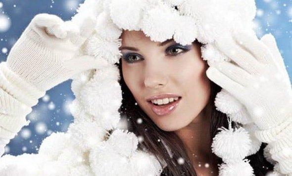 Состояние кожи зимой – советы по уходу