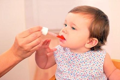 Чем сбивать высокую температуру у ребенка