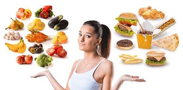 Заблуждения и истины здорового питания