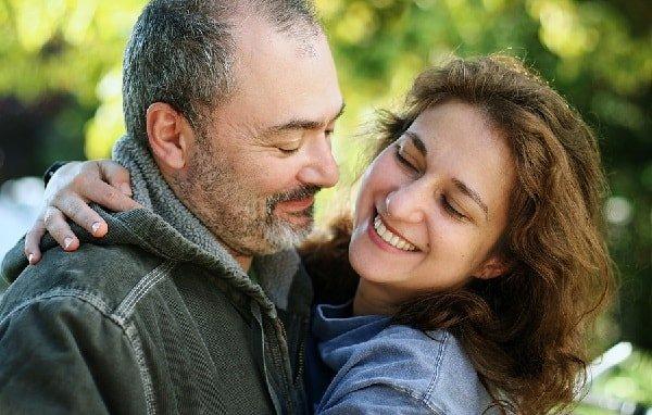 Большая разница в возрасте между супругами