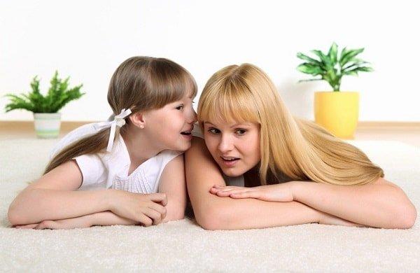 Как наладить доверительные отношения с детьми?