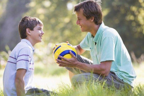 Доверительные отношения с сыном школьником