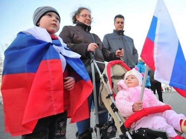 Если бы все русские вернулись в Россию