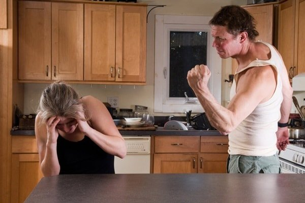 Издевательства в семье над женами и детьми