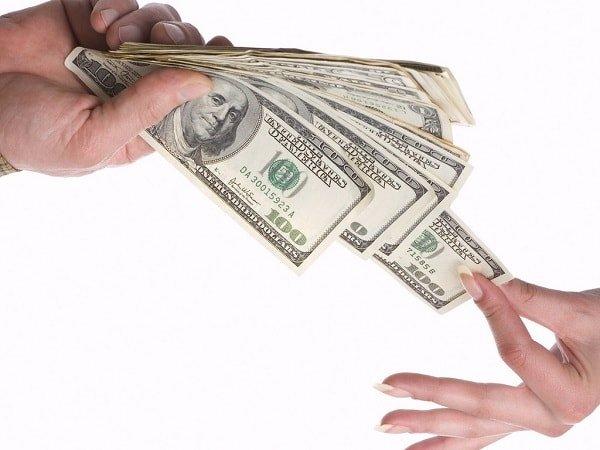 Как научиться принимать деньги от мужчины?