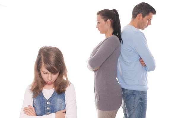 Как строить отношения с детьми мужа?