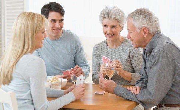 добрые отношения с родителями парня