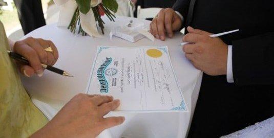 Что представляет собой брачный контракт?