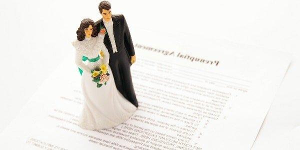 Влияние брачного договора на отношения в браке
